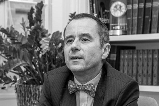 Prof. Dr Nicolas Jeandin